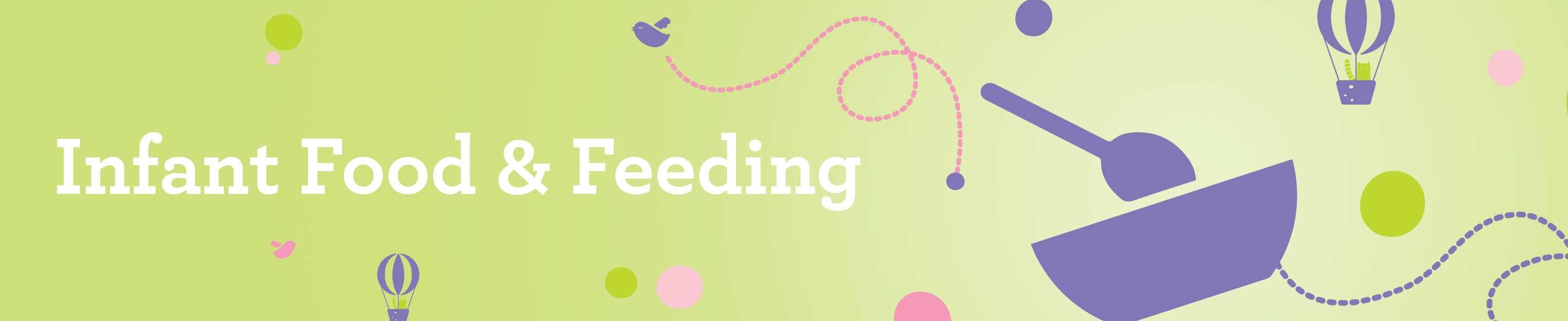 Infant Food & Feeding