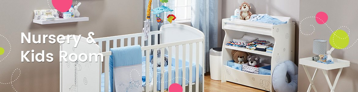 Nursery kids room