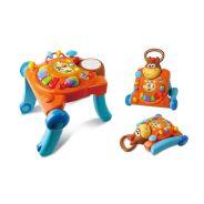 BKIDS 3 - in 1 Twinkling Table Trolley