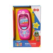 Reggies Playtime - Mobile Phone Light & Sound Assorted