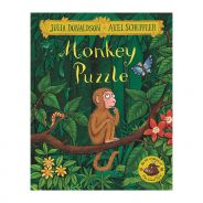 Julia Donaldson - Monkey Puzzle Book