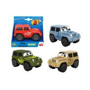 Dickie -Jeep Wrangler Squeezy