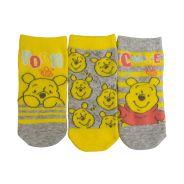 Winnie 3 Pack Socks 3-12 Months