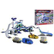 Creatix Airport Playset+5 vehicles