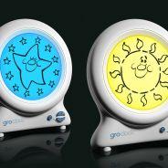 Gro Clock (Sun & Stars)