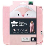 Gro Hug n Dry Towel - Penny Penguin