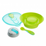 Nourish Power Suction Bowl Set