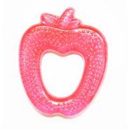 Fridge Apple Shaped Teether - Red