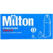 Milton Sterilising Tabs - 32's