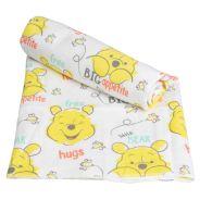 Winnie The Pooh Receiving Blanket