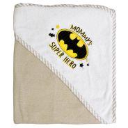 Hooded Baby Towel Batman