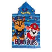 Hooded Towel Paw Patrol Blue