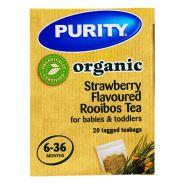 Organic Rooibos & Strawberry Tea - 30g