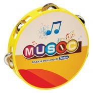 Musical Shaker Tambourine