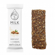 Single Honey & Nut Lactation Bar