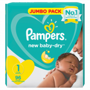 Active Baby New Born Jumbo Pack 96