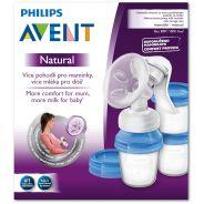 Natural Breast Pump Manual + Via System