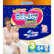 Nappy Pants Size 3
