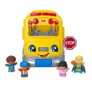Little People Big Yellow School Bus