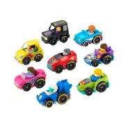 Little People Wheelies Push-Along Vehicles Assorted